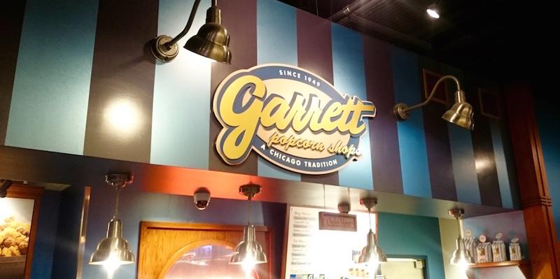 garret pop corn, chicago nourriture, visiter chicago, blog voyage chicago