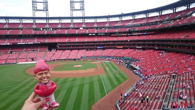 Le Baseball à l'américaine : Photos et vidéo !
