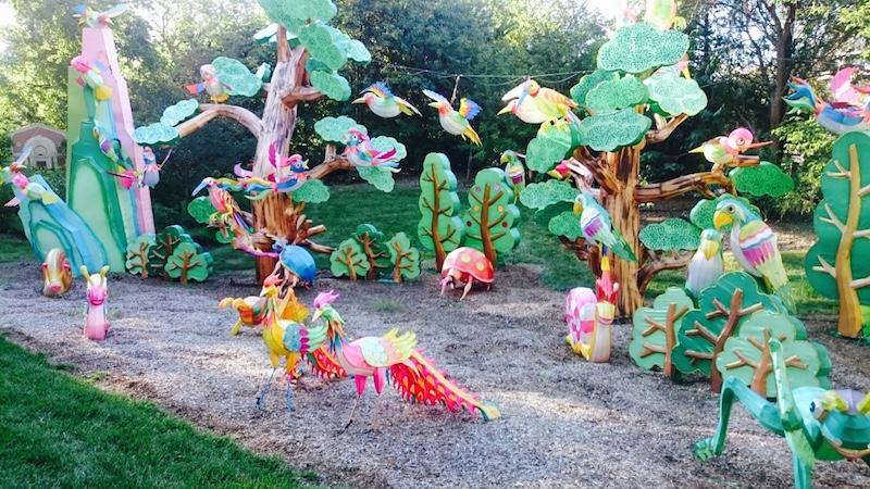 botanical garden st louis, blog usa, blog voyage, blog st louis, st louis missouri, concert usa