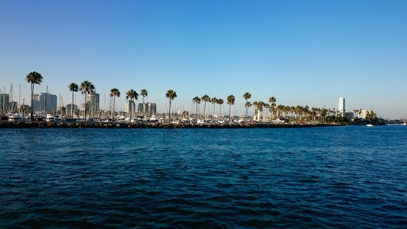 visite de long beach, californie, visite cote ouest usa, los angeles, blog voyage, long beach photo, queen mary hotel