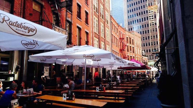 Visiter New York pour la première fois