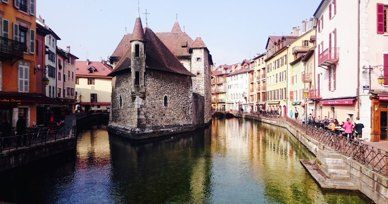 blog voyage annecy france europe