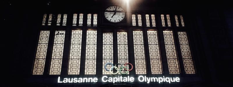 lausanne suisse ville olympique