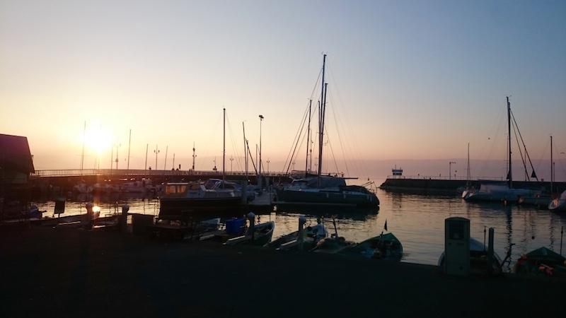 port de thonon