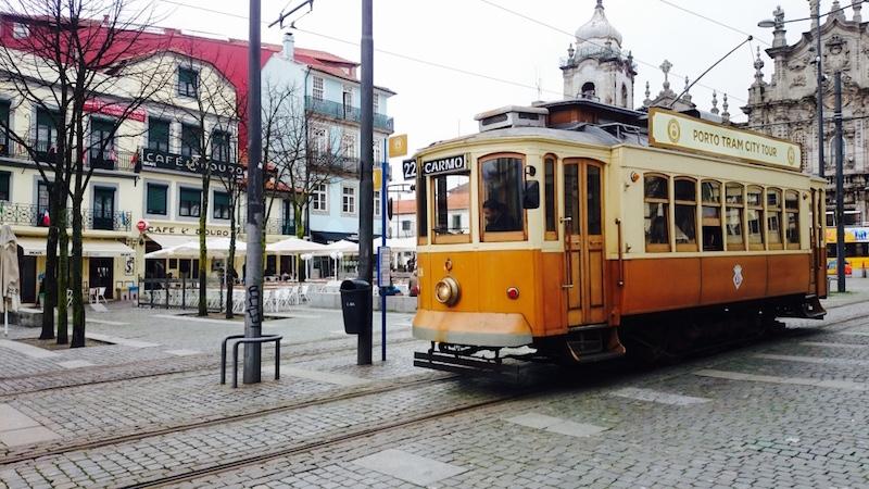 cable car visite porto blog voyage