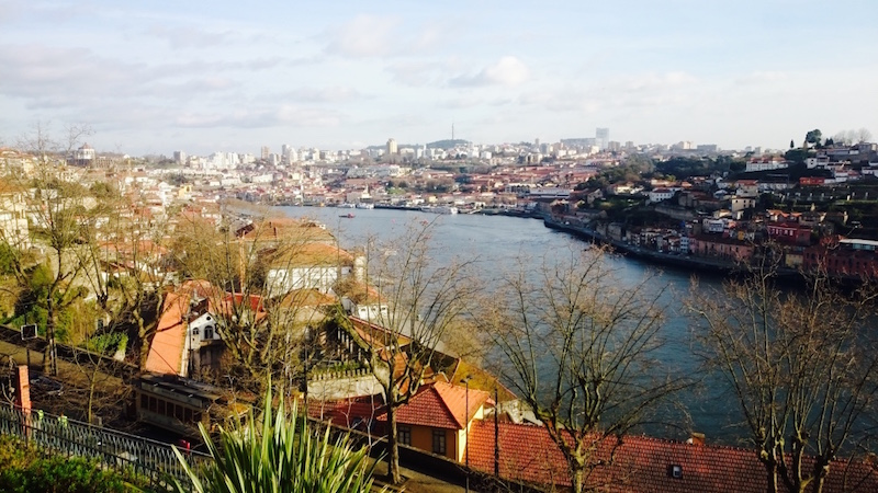 jardin palais de crystal visite porto portugal blog voyage