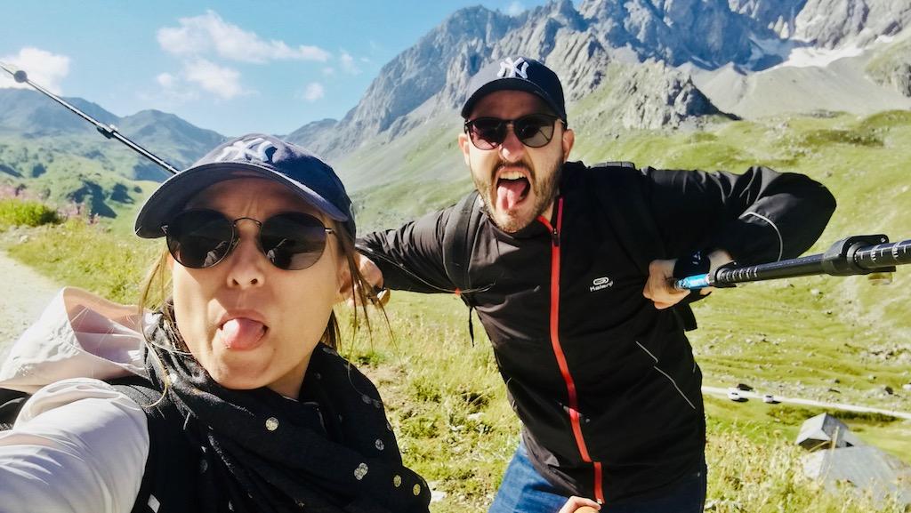 vacances a la montagne en ete