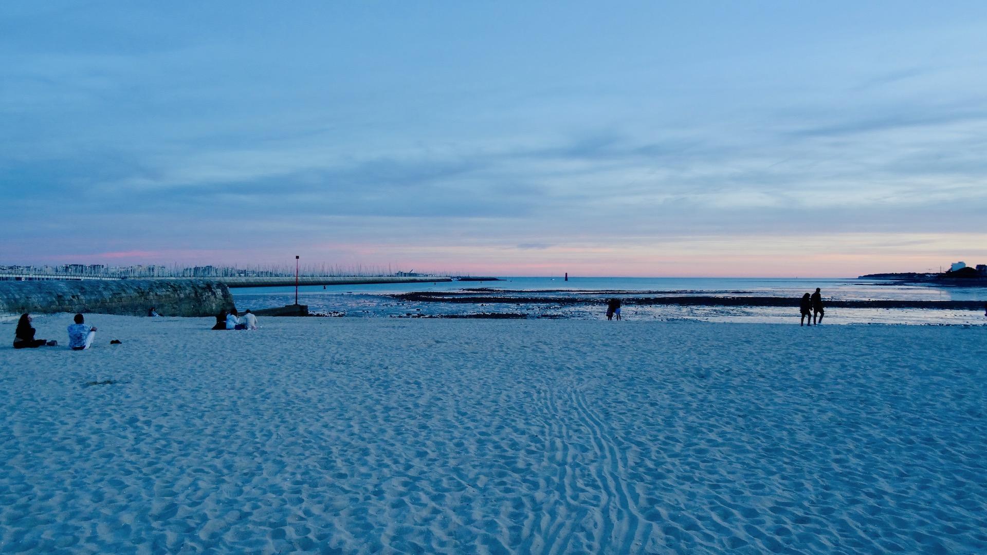 plage a la rochelle