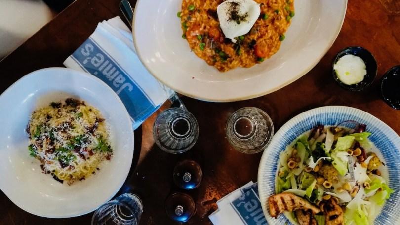 visiter lisbonne en octobre jamies restaurant