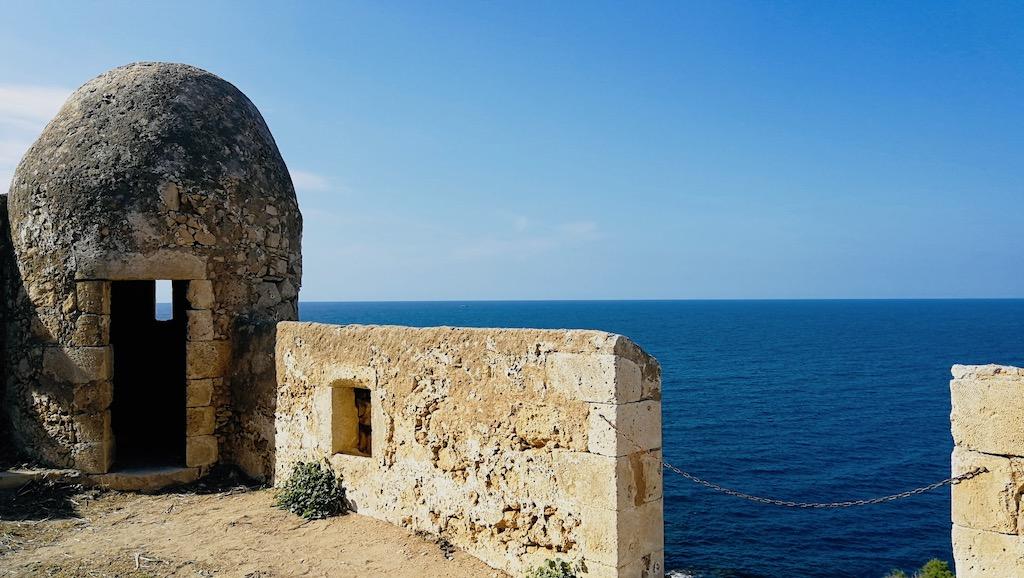 voyage en Crète visite rethymnon
