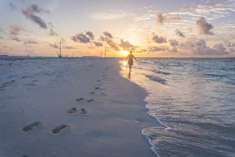 De mooiste stranden ter wereld De droomstranden van de Malediven