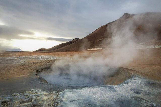 IJsland Bestemmingen September