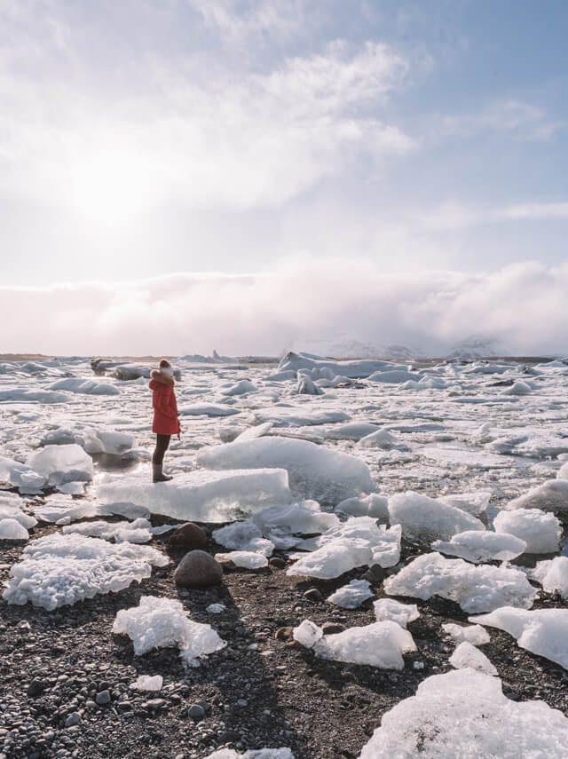 IJsland rondreis Joekulsarlon-gletsjerlagune