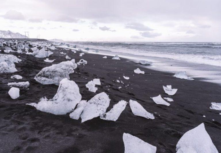 IJsland vakantie Diamond Beach