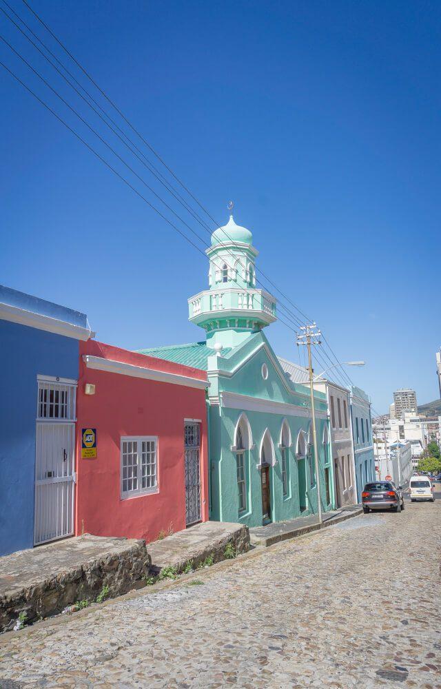 Kaapstad vakantie Bo Kaap