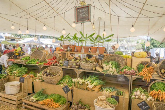 Cape Town Holidays Oranjezicht Farmers Market