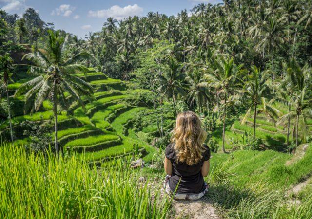 Bali bezienswaardigheden Ubud Tegallalang rijstterrassen-3