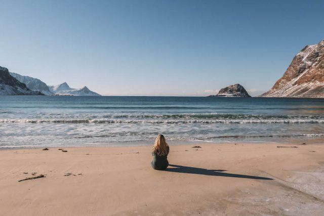 Lofoten strand