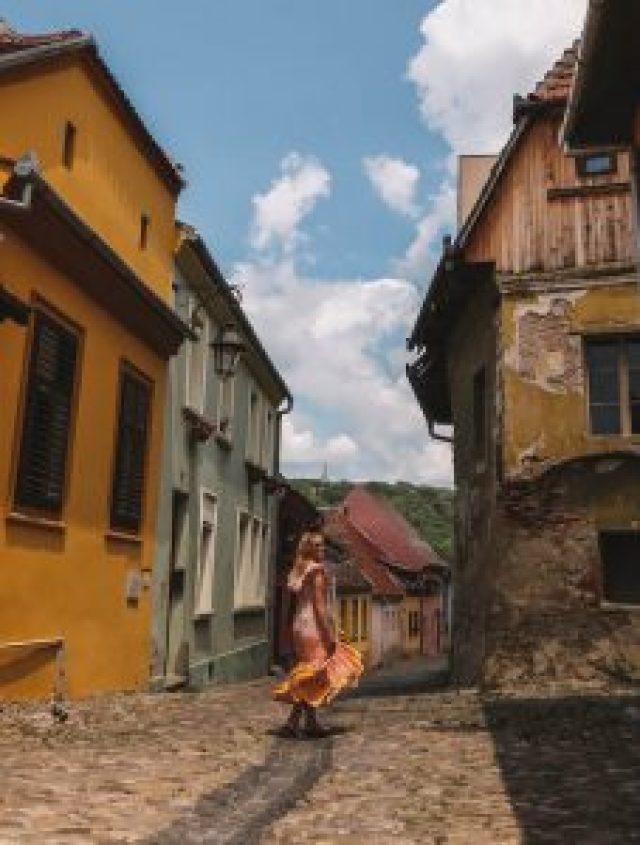 Roemenië vakantie Sighisoara Transsylvanië