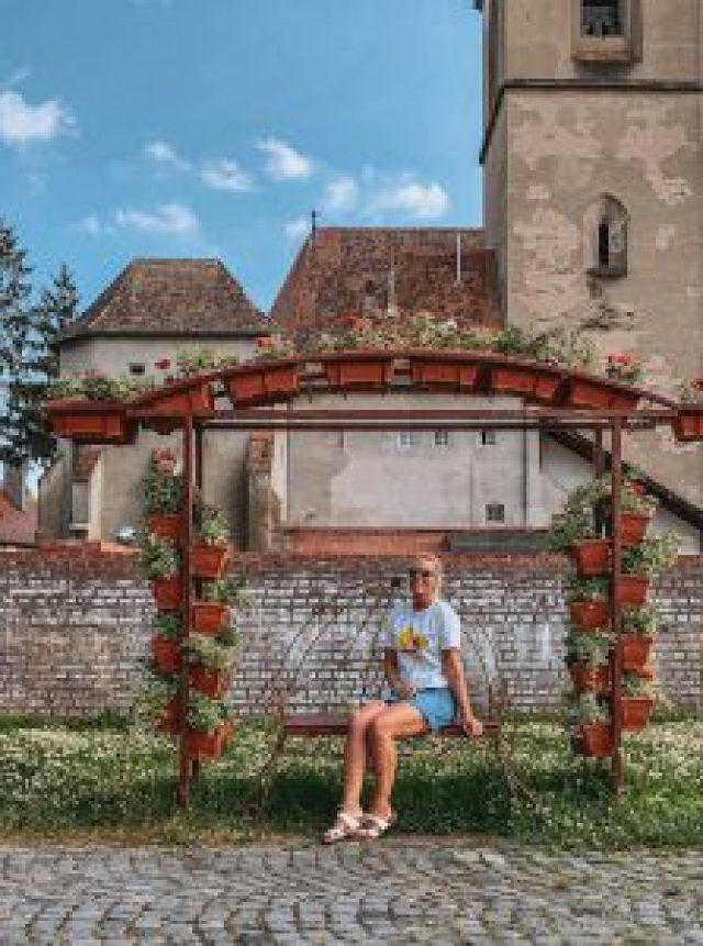 Roemenië vakantie Targu Mures kasteel