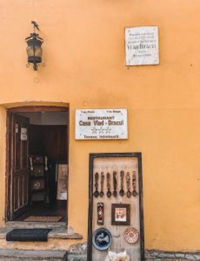 Sighisoara geboorteplaats Dracula