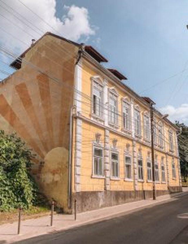 Targu Mures bouwt Transsylvanië