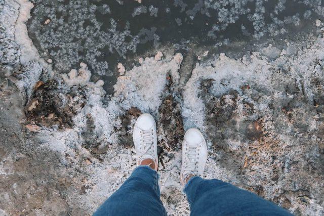 Transsylvanië Baerensee zout