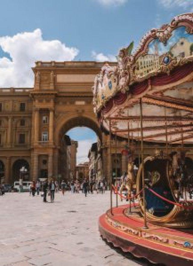 Florence bezienswaardigheden in het centrum