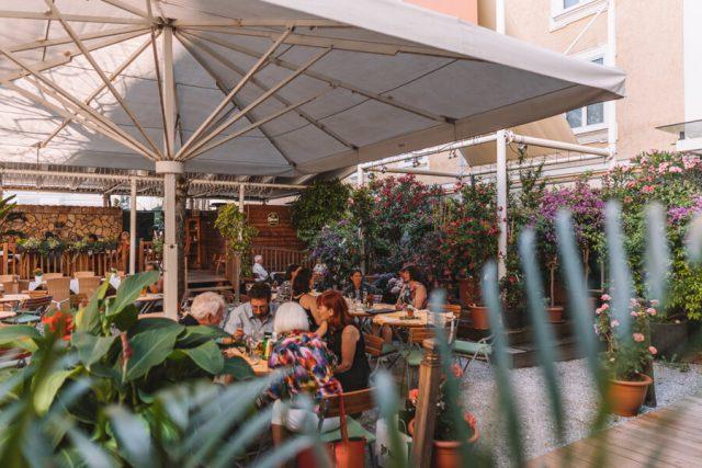 Linz Restaurant de Donau-herbergiers