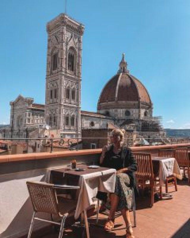 Bekijk op kunst Florence