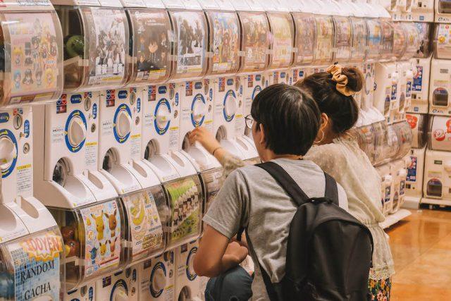 Osaka machines