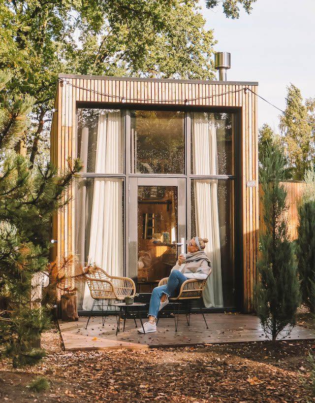 Vakantiepark Holland Tiny House
