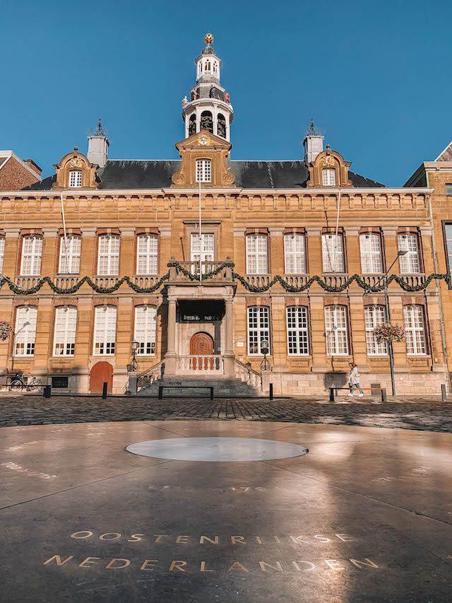 Limburg Holland Stadhuis Roermond