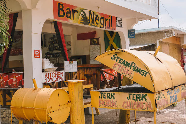 Jamaica Jerk Grill