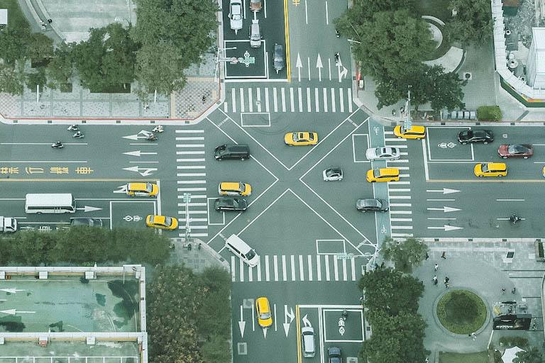 Taipei attracties 101 kruispunt