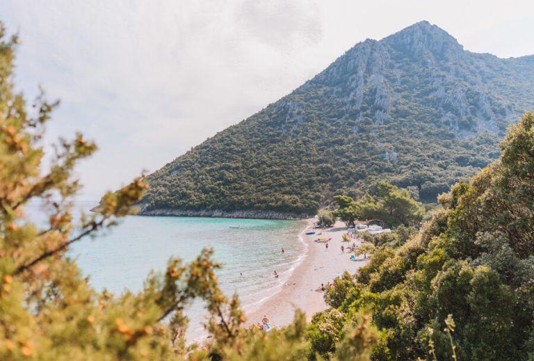 Divna Beach Peljesac