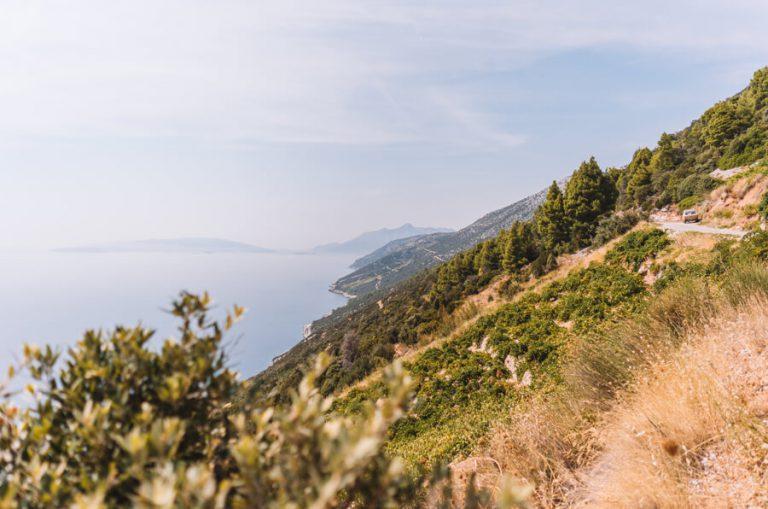 Trstenik panoramische weg
