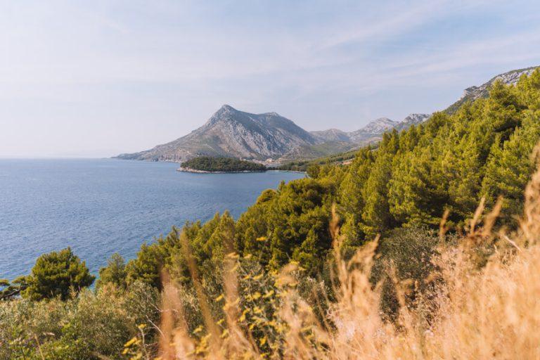 Peljesac Kroatië landschap