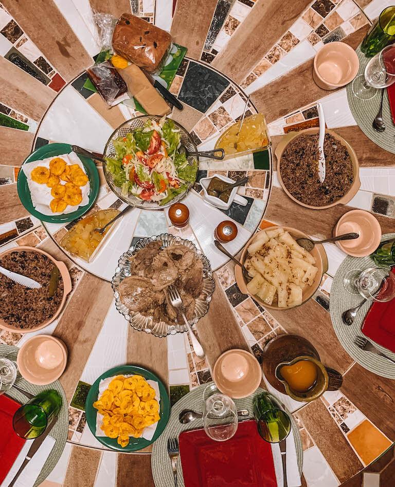 Voedsel Cuba