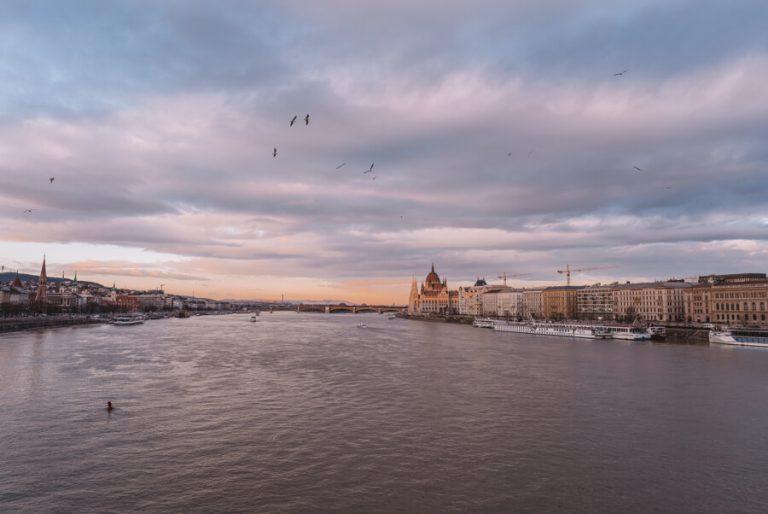 Boedapest bezienswaardigheden Donau