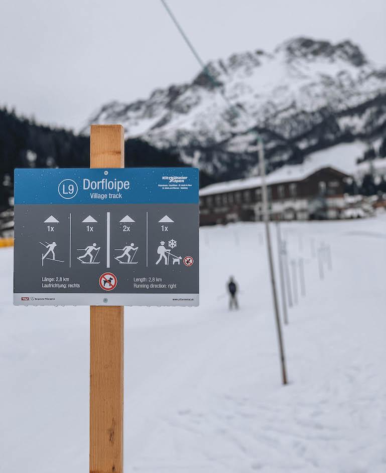 Langlaufen Pillerseetal Hochfilzen
