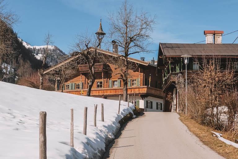 Wandeling Fieberbrunn Pillerseetal
