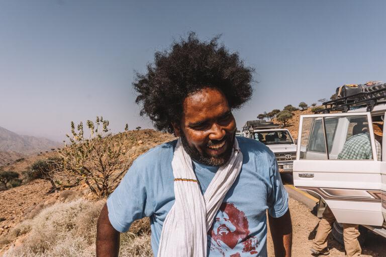 Erta Ale vulkaan Ethiopië-tour