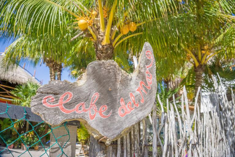 Isla Holbox Cafe del Mar