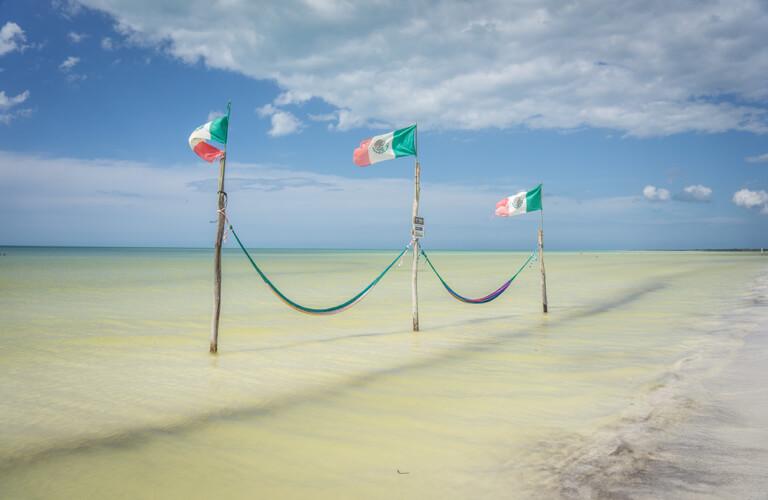 Playa Holbox hangmatten