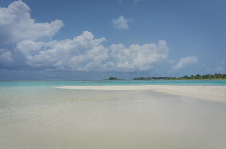Mooiste eiland van de Maldiven Kuda Finolhu