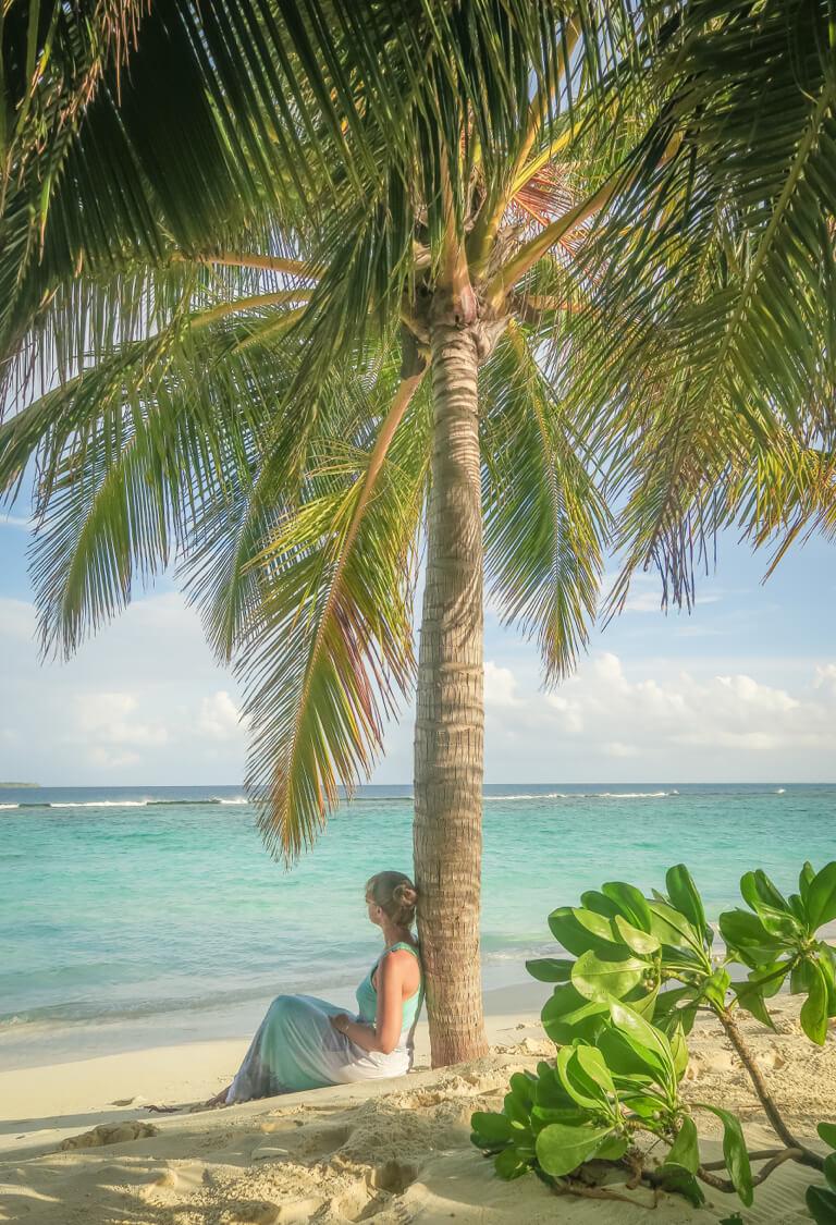 Het mooiste droomstrand van de Malediven