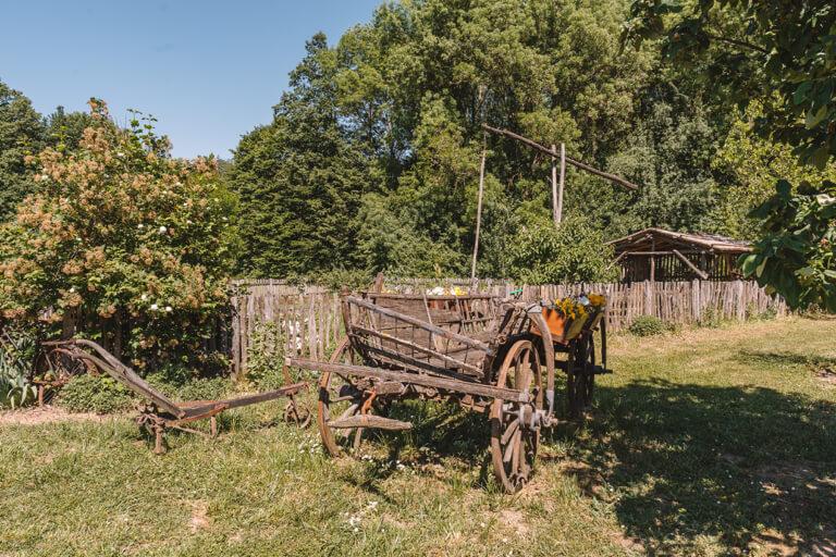 Szeged Botanical Garden Puszta Farm