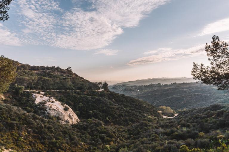 Hollywood heuvels