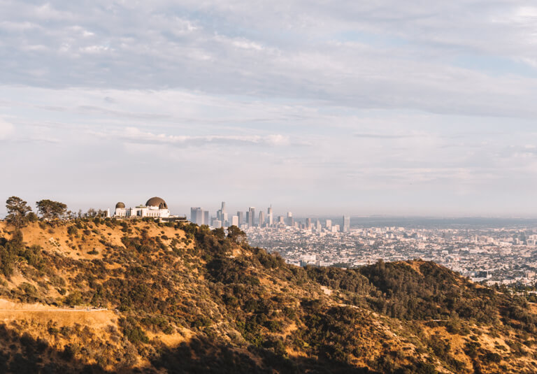 Attracties in Los Angeles Griffith Observatory